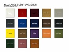 Yamaha Timberwolf Seat Cover 250  in 25 COLORS & 2-TONE OPTIONS  (ST/A)