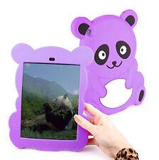 Purple Panda Custom Case For Apple iPad Mini 2 / iPad Mini For Children / Kids