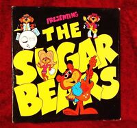 LP PRESENTING THE SUGAR BEARS W/ KIM CARNES 1972 BIG TREE SEALED MINT