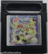 jeu LES RAZMOKET Le Film nintendo game boy color aventure enfant spiel juego