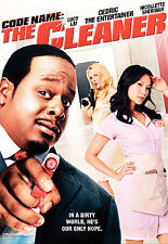 CODE NAME - THE CLEANER 2006 Comedy dvd MARTIN LAWRENCE Nicollette Sheridan