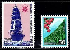 JAPÓN 1980 1329 + 1330 BARCO NIPON MARU