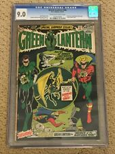 Green Lantern 88 CGC 9.0 (Both Golden Age and SA Green Lanterns from 1972!!)