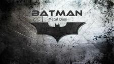 DC Comics Batman Licensed Metal Dies by Character World 8 designs  NEW!