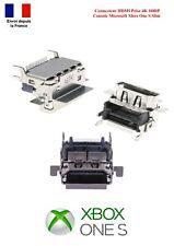 Connecteur Port HDMI Console Prise Changement 4K 1080P Microsoft Xbox One S Slim