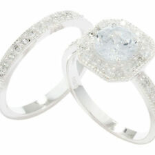 Unbranded Cubic Zirconia Stackable Fine Rings
