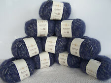 500g (49,90€/kg) Wollpaket ROWAN fazed tweed - Fb03 sycamore - Wolle & Alpaca