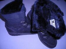 DC Boots Womens Black DIDI Thinsulate Insulation Sz 7L EUC