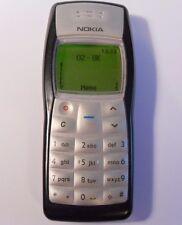 NOKIA 1100-Jet Nero (Sbloccato) Cellulare