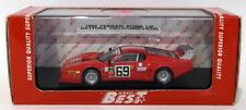 Best 1/43 Scale Diecast 9297 - Ferrari BB #69 LM Daytona 1980 Dieudonne-Henn