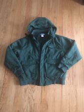 XL Mens Forest Green Jacket By Jack Frost- Free Shipping!