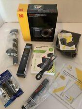 Kodak FZ53-BK PIXPRO 16MP 2.7in. Digital Camera - Black - Bundle