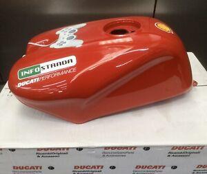 Ducati 998S Troy Bayliss Fuel Tank 748 916 996 998 . BRAND NEW