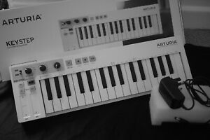 Arturia Keystep - Keyboard controller with sequencer