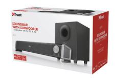 TRUST 22197 Su Soundbar + Subwoofer 40W PMPO 2.1 Sistema di Altoparlanti