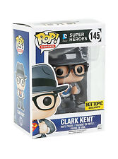 "FUNKO POP! DC Comics Super Heroes__CLARK KENT 3.75 "" Exclusive Vinyl figure__MIB"