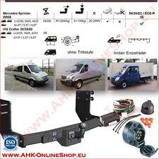 AHK ES7 MB Sprinter 06- Bus Kasten Pritsche Anhängevorrichtung Anhängerkupplung