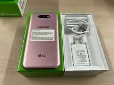 LG Fortune 3 - 16GB - Pink (Cricket Wireless) (Used)