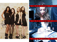"SHAY MITCHELL signed Autographed ""PRETTY LITTLE LIARS"" 8X10 PHOTO e PROOF - COA"