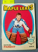 1971-72 O-Pee-Chee #131 Bernie Parent Maple Leafs**FREE COMBINED SHIP**R3849*