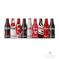 Coca Cola Brazil Mini Bottles Collection Original Coke Aluminum Near Mint Cans