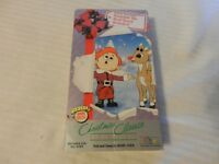 Rudolph the Red-Nosed Reindeer (VHS, 1993) Broadway Video