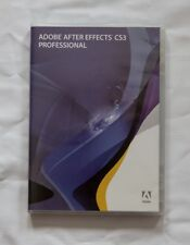 Adobe After Effects® CS3 Professional Edition Mac *Full Retail Version w/Serial*