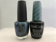 Opi Gelcolor + Matching Gel Polish This Color'S Making Waves (Gc H74 / Nl H74)