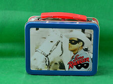Vintage The Lone Ranger Mini Metal Lunchbox 1997 Carry Tin Box Company New Mint