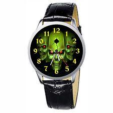 Skull Stainless Wristwatch Wrist Watch