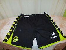 Borussia Dortmund Original Kappa dehors Maillot Pantalon/Short 07/08 + Nº 14 Taille XL