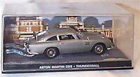 James bond car collection Aston Martin DB5 Thunderball Mint boxed
