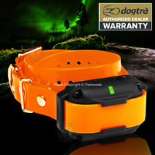 Dogtra Edge RT-RX Add a Dog Collar Orange Receiver or Replacement for Edge RT