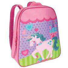 Stephen Joseph Unicorn School Backpack for Girls - Cute Book Bag for Kids
