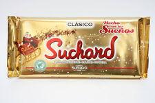 Turrón de Suchard clásico chocolate crujiente Jijona Calidad Suprema 260g Navidad