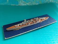 WARGAMES HMS Hood Classe Incrociatore da battaglia Navi WW2 British Navy 1:3000 Naval