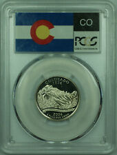 2006-S Colorado Statehood Quarter 25c Coin PCGS PR-69 DCAM