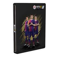 Xbox One Jeu EA Sports Fifa 18 2018 Steelbook Édition Football Produit Neuf