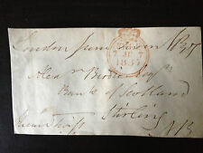HORACE TWISS - WRITER & POLITICIAN - SIGNED ENVELOPE FRONT