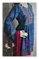 Women Clothing SHMAYLZ Collection Hand made Shirt / Top from Pakistan. Rcih Clrs