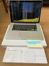 "Apple MacBook Pro 15.4"" Retina Laptop - 2.8Ghz - 16GB Ram - 512GB HD (2015)"
