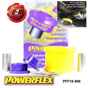 New Ford Focus Mk1 to 2006 & Estate Powerflex Fr Lower Engine Mnt Kit PFF19-806
