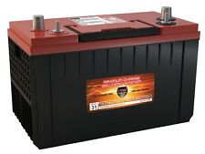 XCA31-1400 AGM Kenworth group 31 gas diesel Semi Truck or Bus repl battery