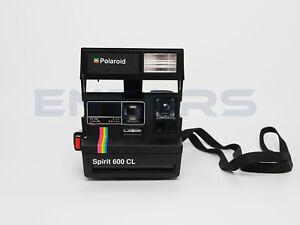 Polaroid spirit 600 CL vintage fotocamera istantanea film 600