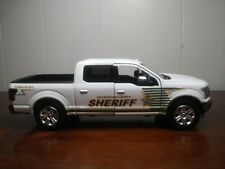Hillsborough County Florida Sheriff 1:24 Scale 2019 Ford F-150 Lariat Crew Cab