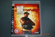 50 Cent Blood on the Sand PS3 Playstation 3 **FREE UK POSTAGE**
