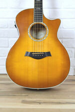 Taylor 614ce acoustic guitar w/ hardcase AWESOME!-used acoustic for sale