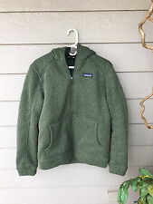 $199 NEW Patagonia Men's Insulated Better Sweater Hoody Jacket Size M
