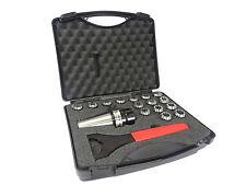Spannzangensatz ER25 430E Aufnahme DIN69871 SK40 im Koffer Spannzange im Koffer