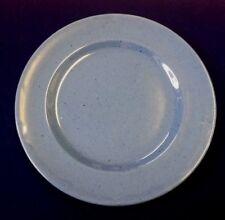 """1920's Vintage MOORCROFT Powder Blue small 5 3/8""""  tea plate"""